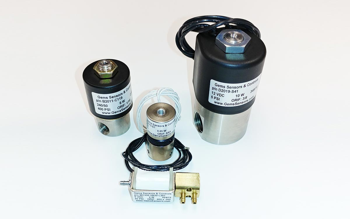 REET Corporation | General Purpose Solenoid Valves