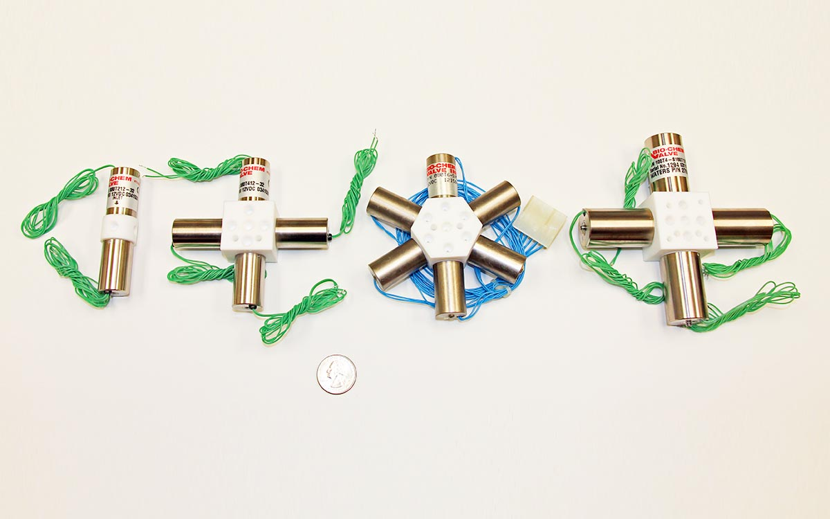 REET Corporation | Gradient Valve Manifolds